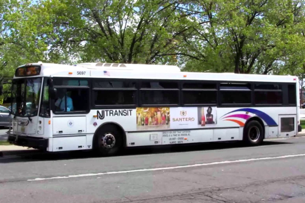 NJ Transit launches new peak-hour bus service in