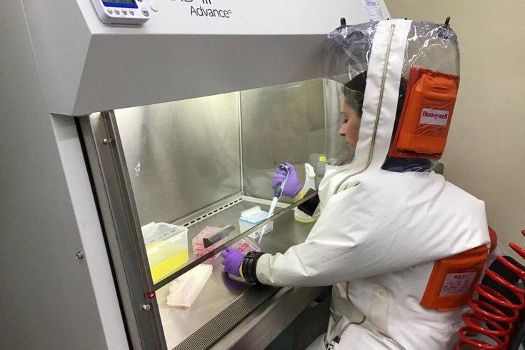 Nanosponges Coronavirus