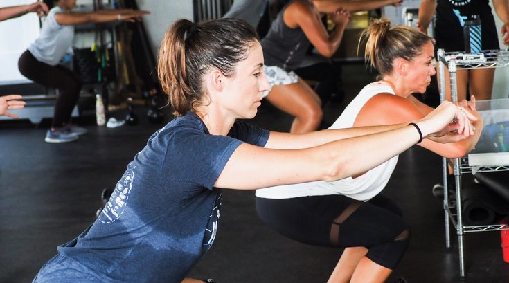 Never Give Up Training fitness studio in Manayunk