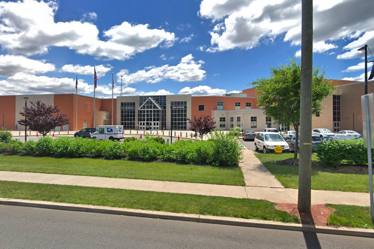 New Brunswick High School