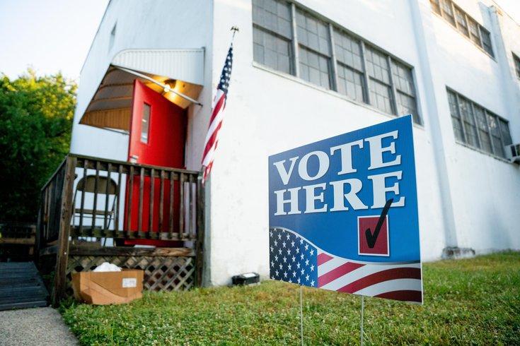 NJ Election Results Glance