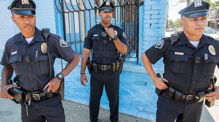 NJ Police body cameras