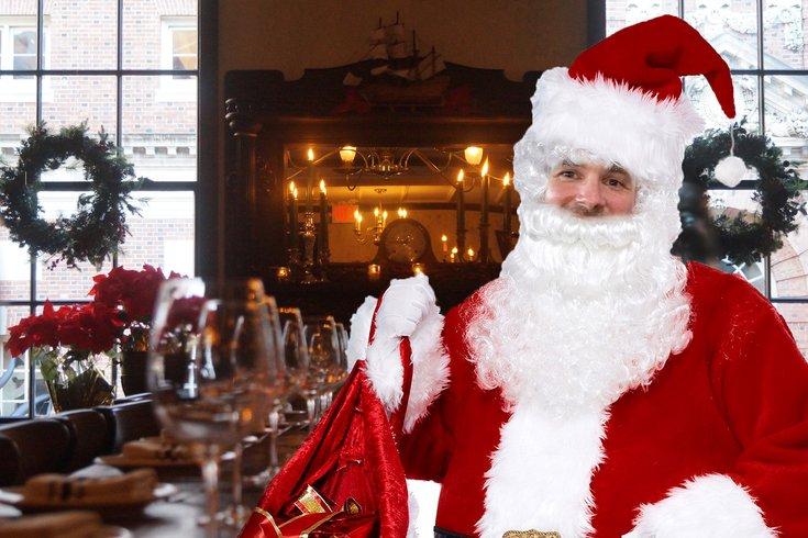 Nick Elmi hosting holiday events at Royal Boucherie