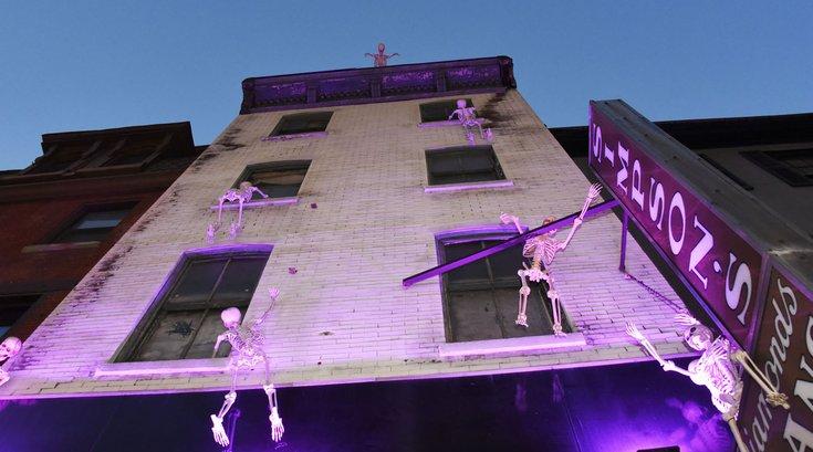 Nightmare Before Tinsel Halloween 3