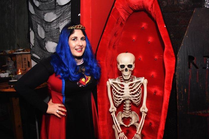 Nightmare Before Tinsel Halloween 5