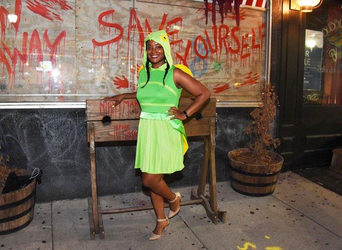 Nightmare Before Tinsel Halloween 6