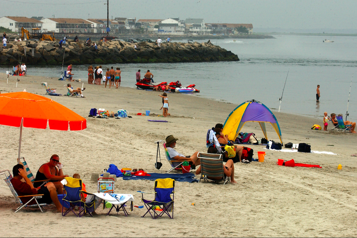 2016 jersey shore beach guide north wildwood phillyvoice