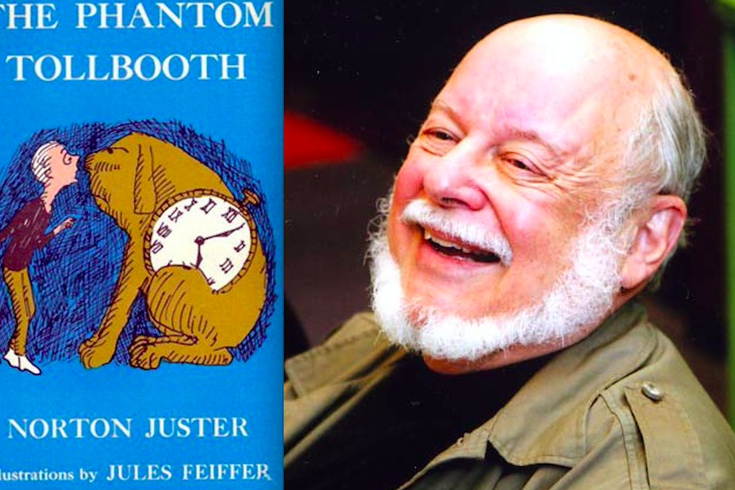 Author Norton Juster