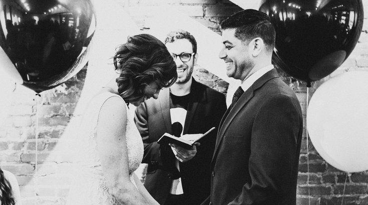pizza wedding