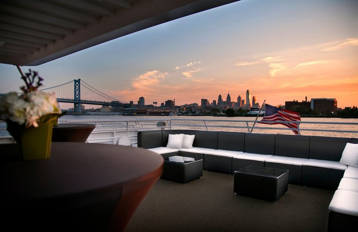 Limited - Spirit Cruises Freedom Elite 3 - Observation Deck Skyline