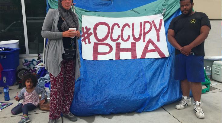 Occupy PHA