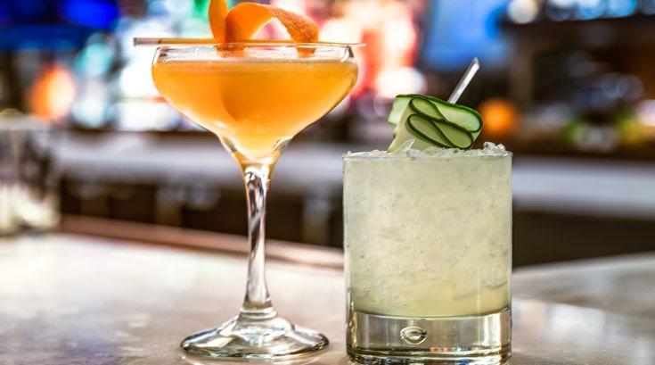Ocean Prime cocktails