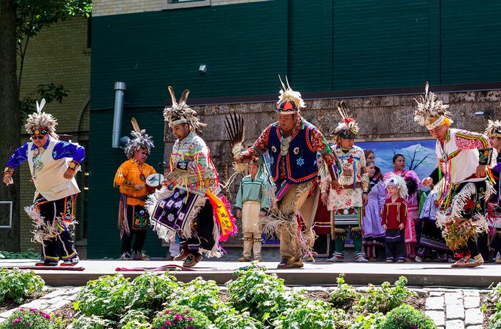 Indigenous Peoples Weekend