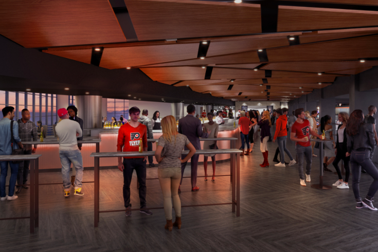 Wells Fargo Club Concept