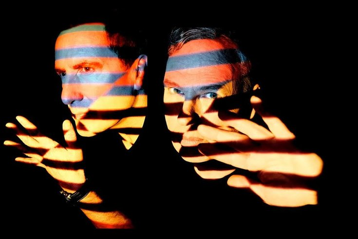 OMD Band Photo