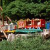 Circus Week at Morris Arboretum's Garden Railway