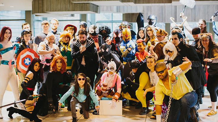 Keystone Comic Con Photo