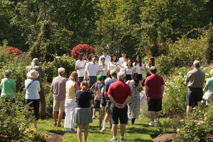 Korean Festival at Morris Arboretum