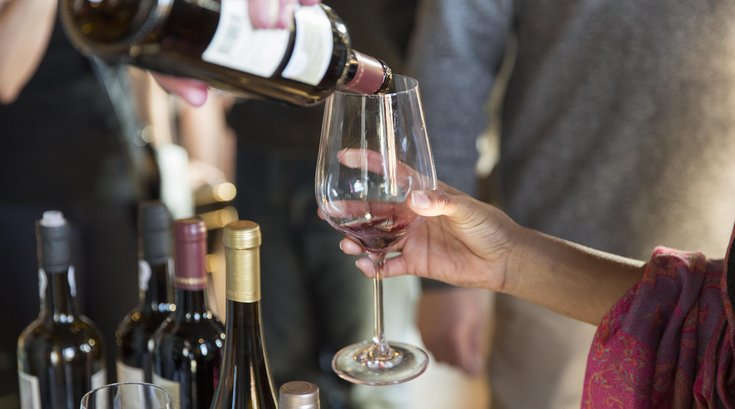 Philly Wine Week Opening Corks