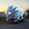 Rickmobile Rick and Morty