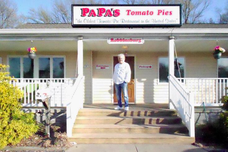 Papas Tomato Pies