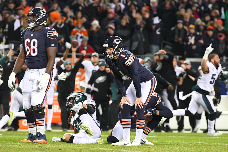 Cody Parkey Bears