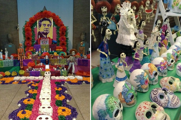 Penn Day of the Dead