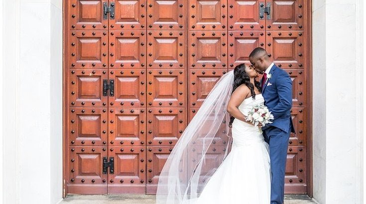 Penn Museum wedding