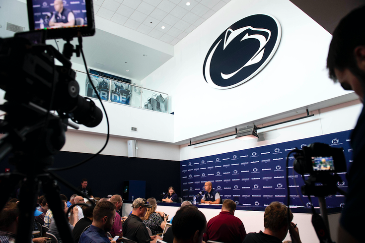 Franklin Penn State Football