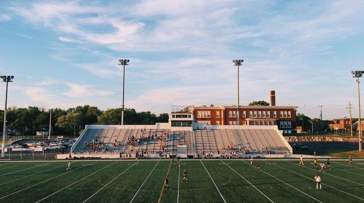 Pennsylvania fall high school sports