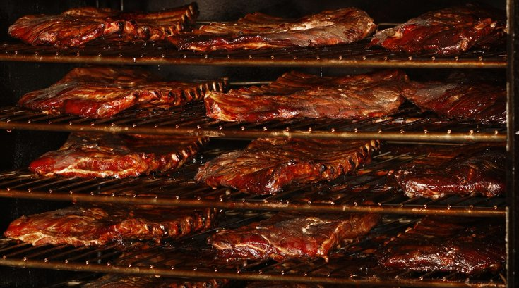 Percy St. Barbeque