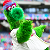 Phillie Phanatic New