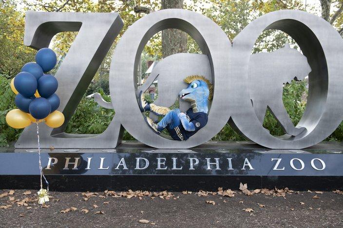 Phang at the Zoo