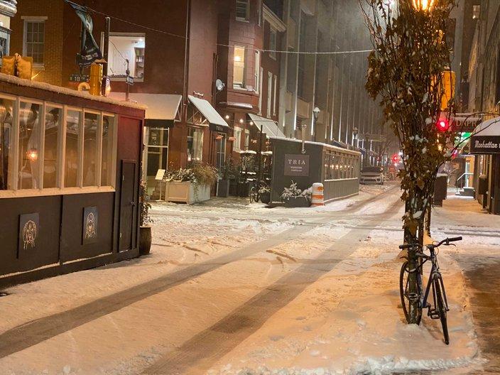 中心城市雪2020(photo:PhillyVoice)