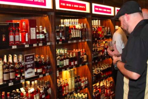 Philly liquor