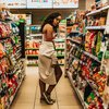 Philly food stores unhealthy snacks