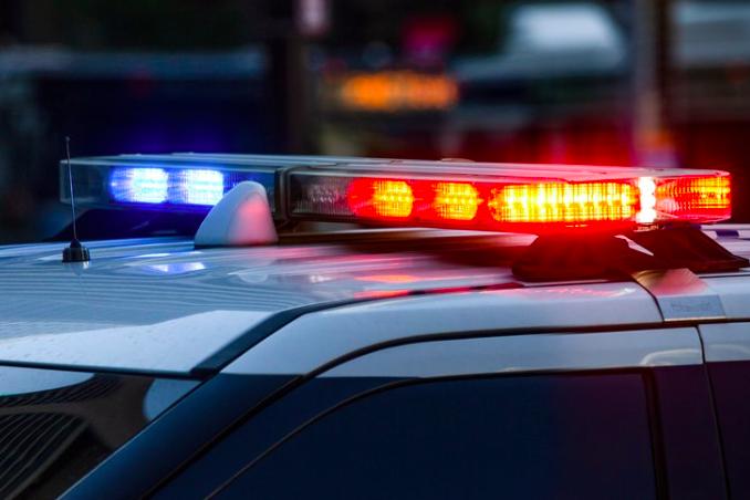Police HP Shooting
