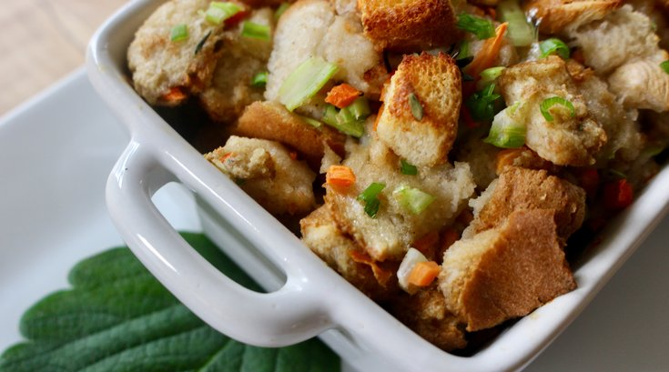 Limited - Gluten-free stuffing IBX LIVE