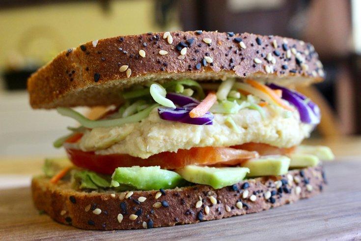 Limited - Chickpea Sunflower Sandwich