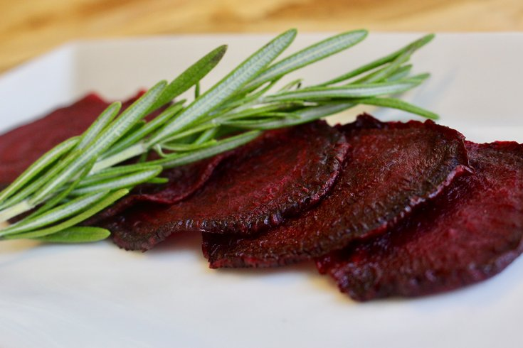 Limited - Baked Rosemary Beet Chips IBX Live