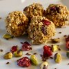 Limited - Healthy Recipe Cranberry Pistachio Power Bites