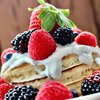 Limited - Greek Yogurt Berry Pancakes