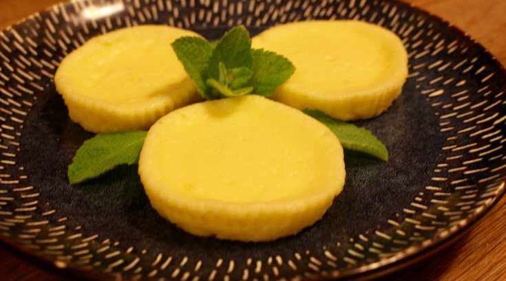 Limited - Healthy Mini Cheesecakes