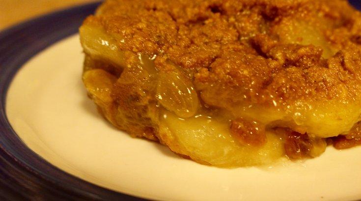 Limited - Apple Crisp Dessert IBX LIVE