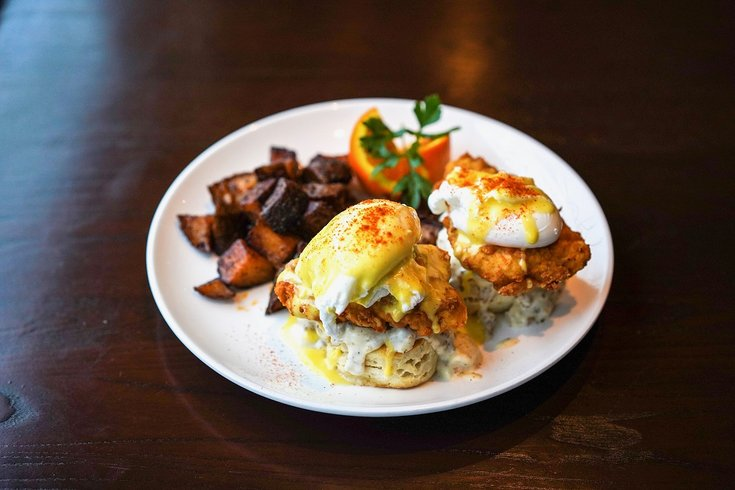 pineville fishtown brunch eggs benny