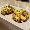 Vegetable-stuffed portobello mushrooms Independence LIVE