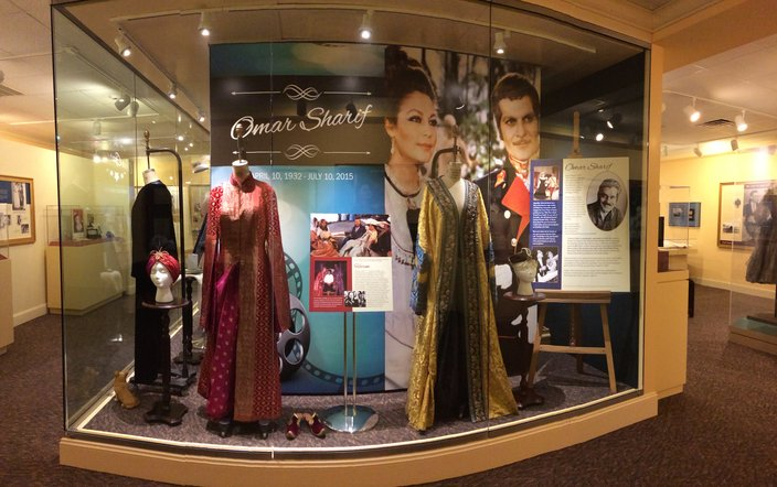 Limited - Ava Gardner Rotating Exhibit