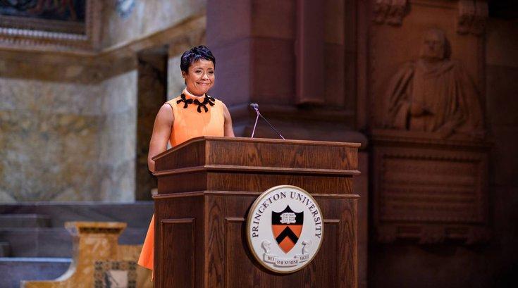 Princeton University Mellody Hobson