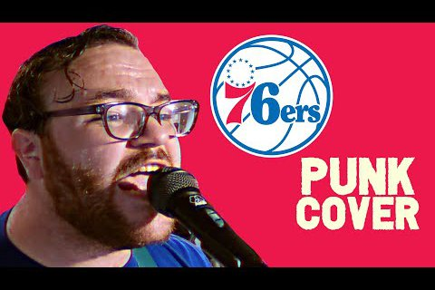 Punk Cover Sixers
