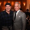 Geoffrey Zakarian and Michael Symon